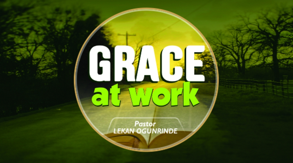Grace At Work Image