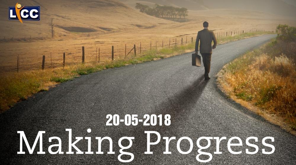 Making Progress Image