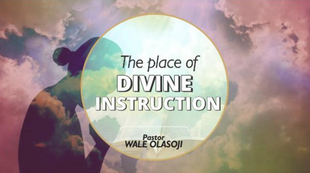 The Place of Divine Instruction Image