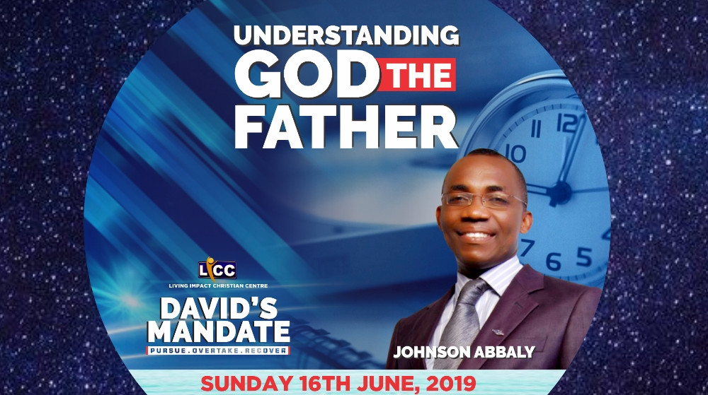 UNDERSTANDING GOD THE FATHER Image