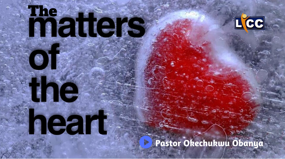THE MATTERS OF THE HEART