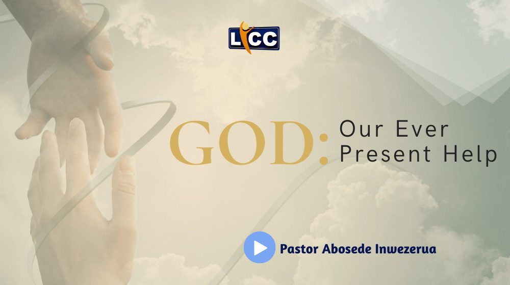 God: Our Ever Present Help Image